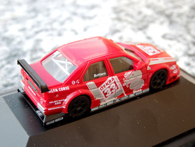 """Alfa Romeo 155 V6 TI """" Buttiero """"Alfa Corse-Team"""