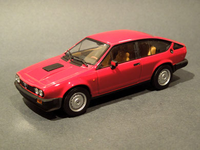 Alfa Romeo Alfetta Gtv6 1983