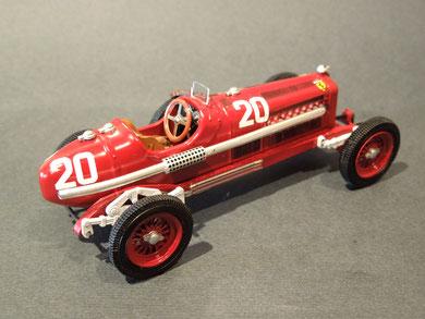 Alfa Romeo P3 Targa Florio 1935