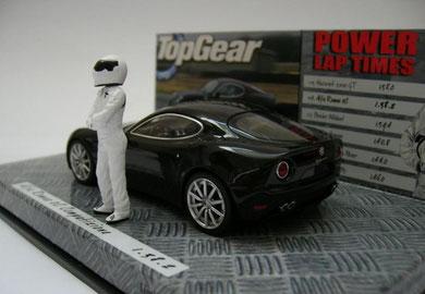 Alfa Romeo 8C Competizione TOP GEAR