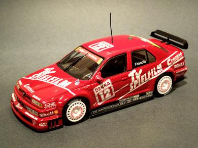 Alfa Romeo 155 V6 TI DTM Schubel/G.Francia 1994