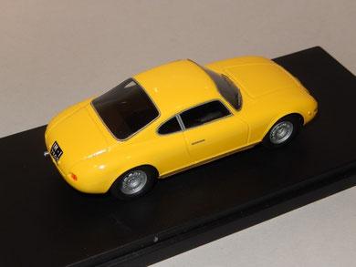 Alfa Romeo Giulietta Sprint Goccia Michelotti 1961