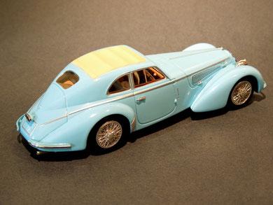 Alfa Romeo 8c B Lungo 1938