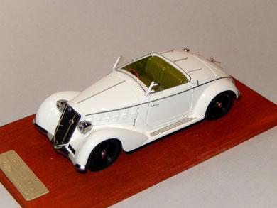 Alfa Romeo 6C2300 Spider Pescara 1937