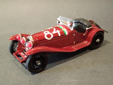 Alfa Romeo 1750 GS Mille Miglia 1930 Nuvolari/Guidotti