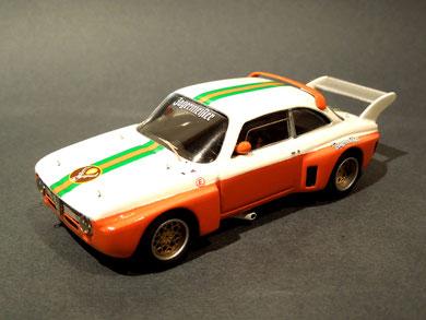 Alfa Romeo Giulia Gta Gr5 Jagermeister 1975