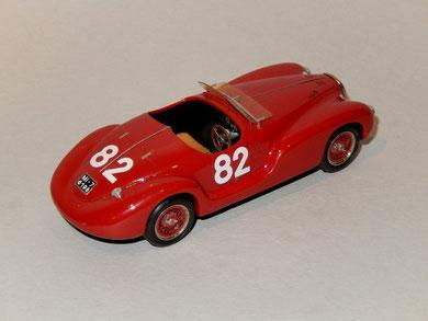 ALFA ROMEO 6C2500 SUPER SPORT MM 1940