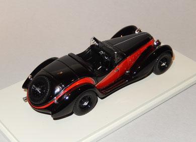 Aòlfa Romeo 6C 2500 SS 1939
