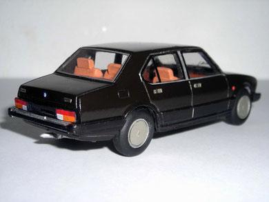 Alfa Romeo Alfetta 3° serie Quad. Oro 1983