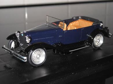 Alfa Romeo 6C 1750 Torpedo 1930