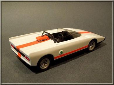ALFA ROMEO 33 CUNEO 1971