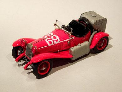 Alfa Romeo 6C 1750 Gasogeno MM 1933