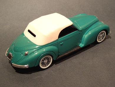 Alfa Romeo 2500 Sport 1939