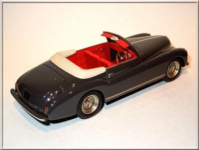 Alfa Romeo 6C 2500 Cabriolet Freccia D'oro 1948