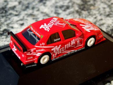 "Alfa Romeo 155 V6 TI ""Danner"" TV Spielfilm_Schubel Team"