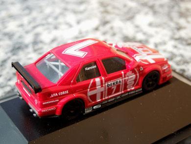 "Alfa Romeo 155 V6 TI "" Nannini ""Alfa Corse-Team"