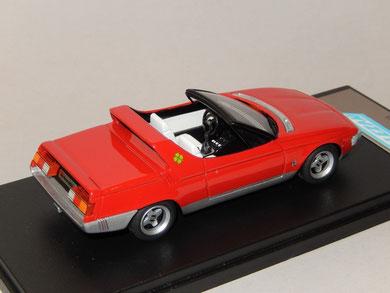 Alfa Romeo Eagle Pininfarina 1975