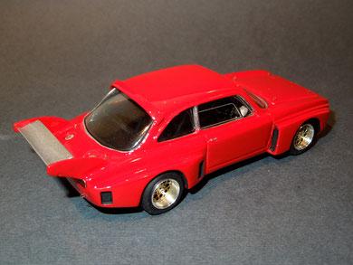 Alfa Romeo Giulia Gta gr.5 Sihouette 1975
