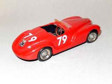 ALFA ROMEO 6C2500 SUPER SPORT 1940