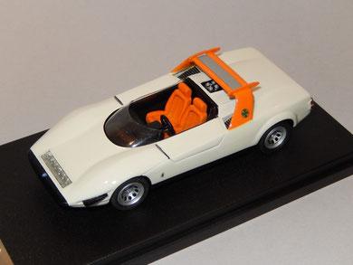 Alfa Romeo P33 Roadster Pininfarina 1968