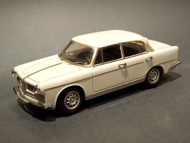 Alfa Romeo 2600 Berlina 1962