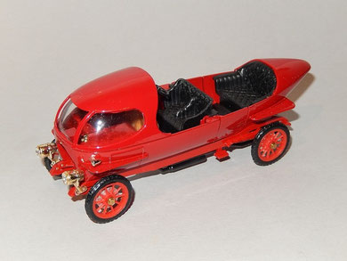 Alfa Romeo 40-60 Ricotti Torpedo 1915