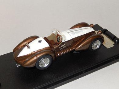 Alfa Romeo 8C 2900B Spider Passo Corto 1938