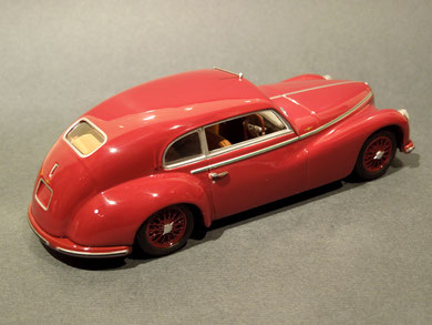Alfa Romeo 6c Freccia d'oro 1947