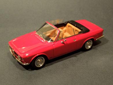 Alfa Romeo Giulia Cabrio 1600 Gtc 1964