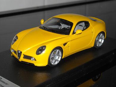 Alfa Romeo 8C Competizione_Francoforte 2007