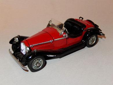 Alfa Romeo Gran Sport Quattroruote Zagato 1965