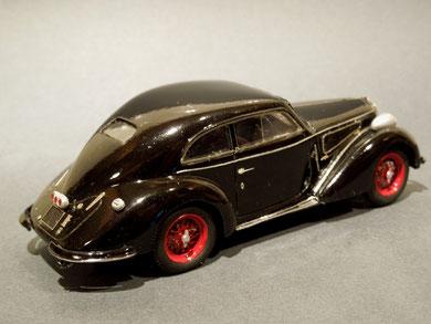Alfa Romeo 6C 2300 B Mille Miglia 1938