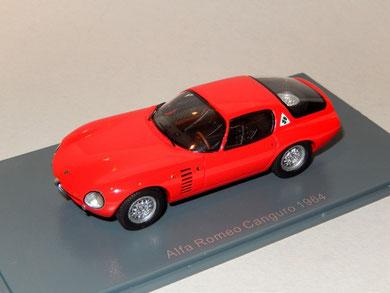 Alfa Romeo Canguro Bertone 1964