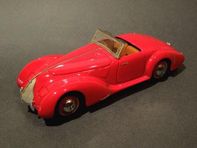 Alfa Romeo 2900B Spider 1936