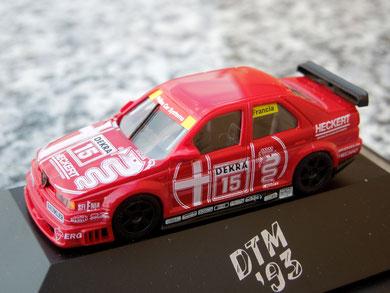 "Alfa Romeo 155 V6 TI "" Francia ""Schübel-Team"