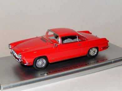 Alfa Romeo 1900SS Ghia Coupè 1954