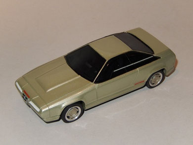 Alfa Romeo Delfino Bertone 1983