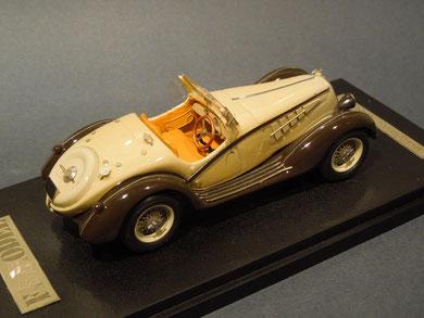 Alfa Romeo 8C 2900 A Touring Spider 1937