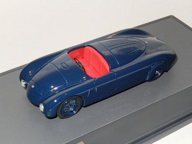 Alfa Romeo 6C 2300 Aereodinamica Jankovits 1934