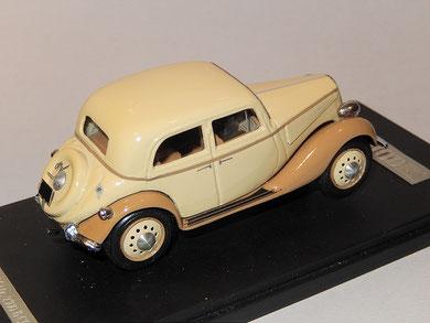 Alfa Romeo 6C 2300B Corto 2 Serie 1938