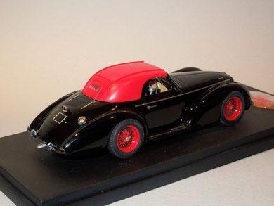 Alfa Romeo 6C2500 Spider 1939
