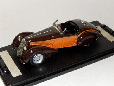 Alfa Romeo 8C 2900A Spider Touring 1938