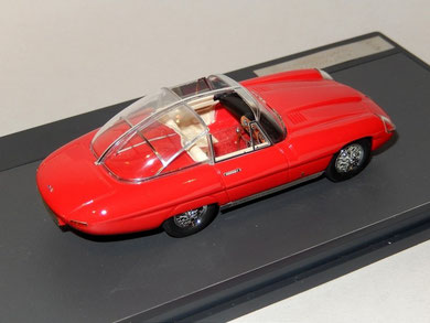 Alfa Romeo 6C3000 CM Superflow IV Pininfarina 1960