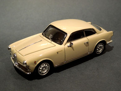 Alfa Romeo Giulietta Sprint Veloce 1°serie 1956