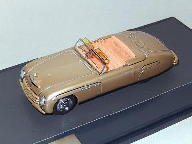 Alfa Romeo 6C2500 S Pininfarina 1946
