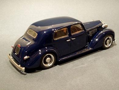 Alfa Romeo 6C 2500 berlina 5 posti 1939