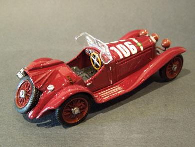 Alfa Romeo 2300 Mille Miglia 1932