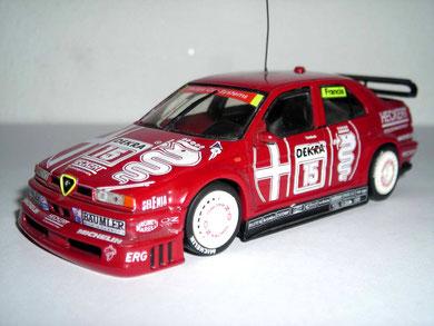 Alfa Romeo 155 V6 TI DTM G.Francia 1993