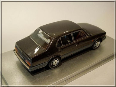 Alfa Romeo Alfetta 2000 Quadrifoglio Oro 1983