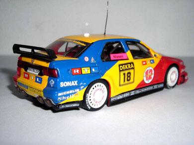 Alfa Romeo 155 V6 TI DTM Shubel/K.Nissen 1994